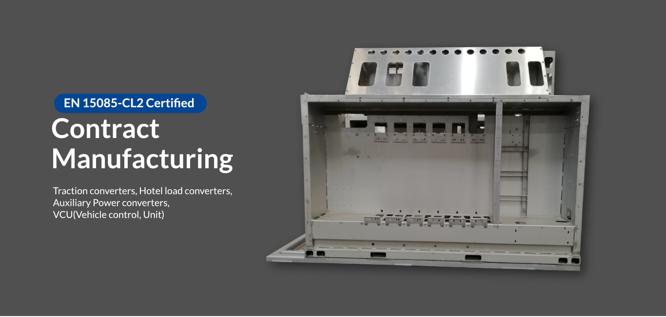 Contract Manufacturing Mechanical